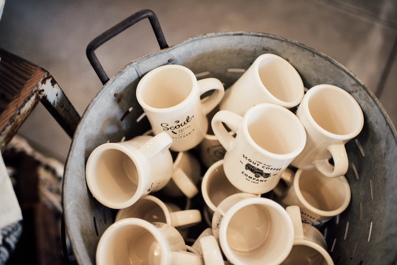 Scout Coffee Mugs