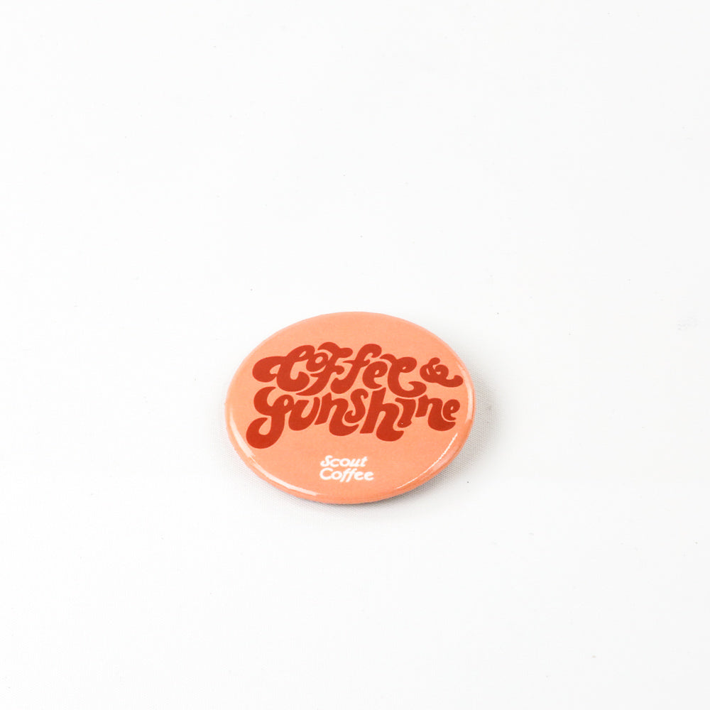 Scout Button Pack - Scout Coffee