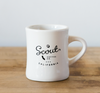 Scout Coffee Truck Diner Mug - Scout Coffee