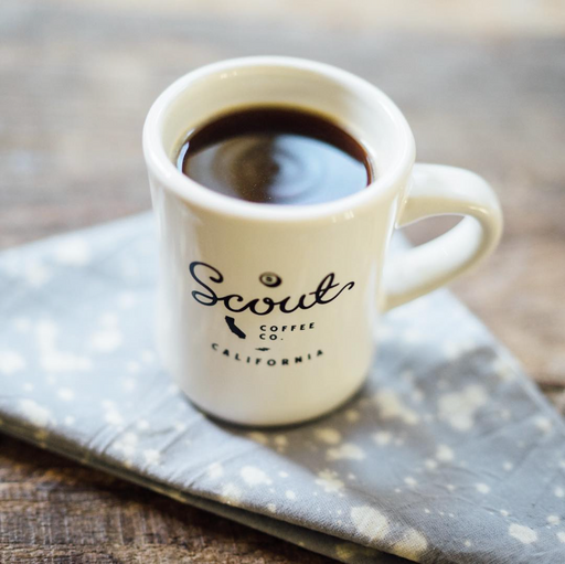 Scout Diner Mug - Scout Coffee