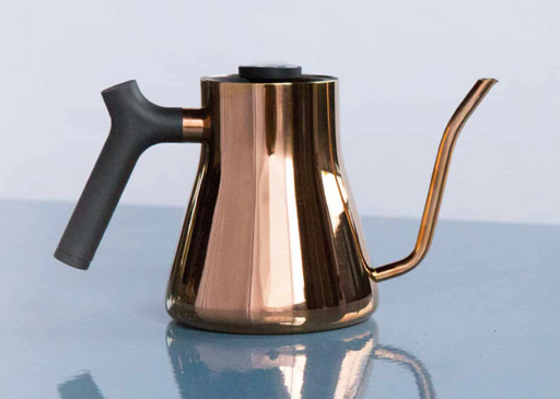 Pour-Over Kettle -- Polished Copper - Scout Coffee