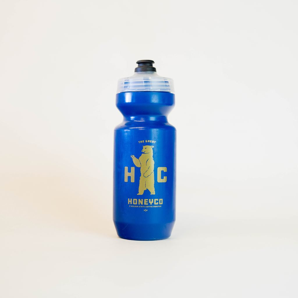 Scout + HoneyCo Purist Water Bottles - Scout Coffee