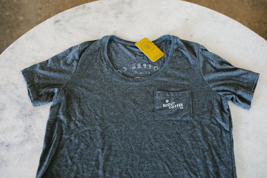 Scout Pocket tee - Scout Coffee