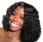 Brazilian Curly Lace Front Wig - Lolette's Hair Bar