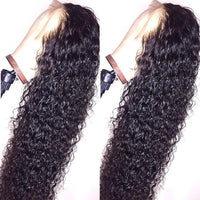 13x6 Deep Part Lace Front Curly Wig
