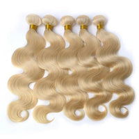 BLONDE INDIAN  - 4 BUNDLE DEALS - Lolette's Hair Bar