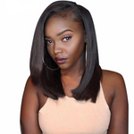 Bob Cut Lace Wig - Lolette's Hair Bar