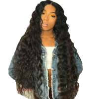Water Wave Lace Front  Wig - Lolette's Hair Bar