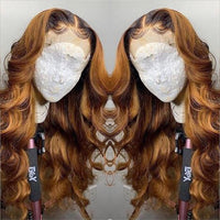1BT27  Ombre Full Lace Wig - Lolette's Hair Bar