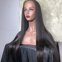 (30 32 34) inch 13x6 Straight Lace Front  Wig - Lolette's Hair Bar