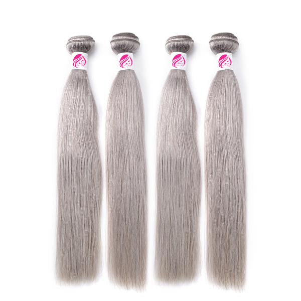 Grey 4PC Bundle Deal - Lolette's Hair Bar