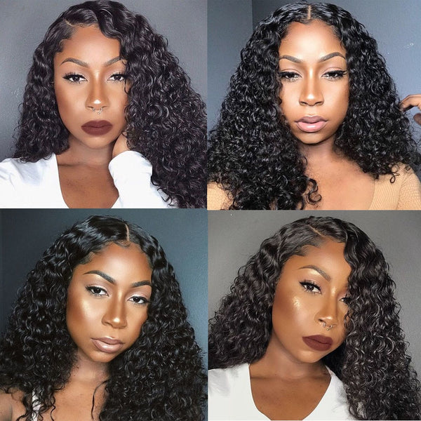Curly Wig Full Lace Wig - Lolette's Hair Bar