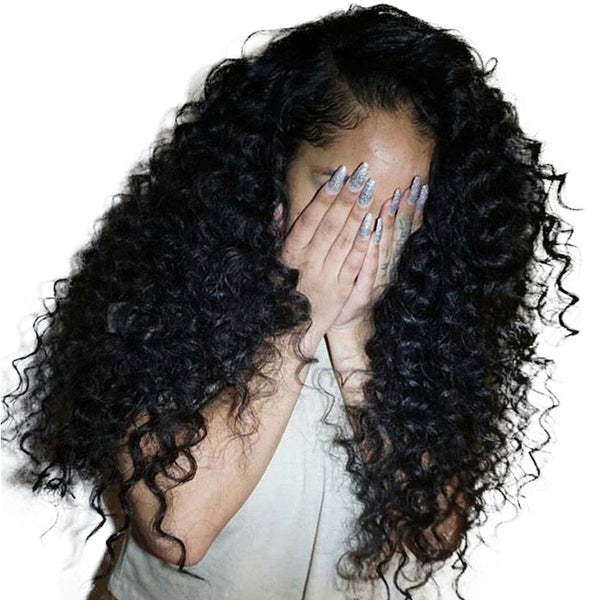 Deep Curly Wig ** 250% Density **