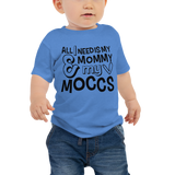 Mini Moccasins Toddler Short Sleeve Tee