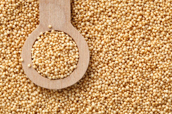 Brilliant feature on the health benefits of Amaranth!