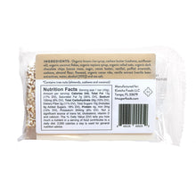 Hitchhike Superfoods Cashew Coconut Amaranth Snack Bar