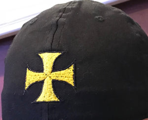BLACK HAT with IRON CROSS