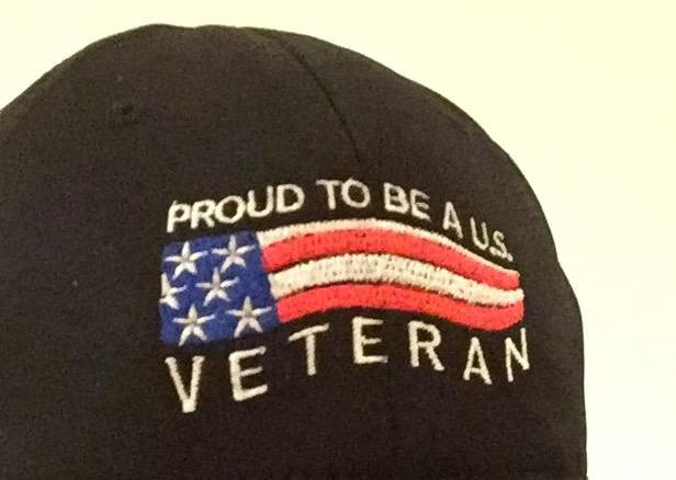 PROUD TO BE A VETERAN (charitable donation w/ purchase)