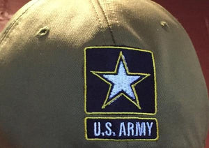 US ARMY LOGO, (charitable donation w/ purchase)
