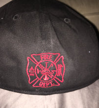 MALTESE CROSS...fire dept