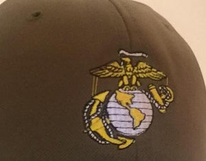 MARINES LOGO.. – above the brim hats 041c8baa80d