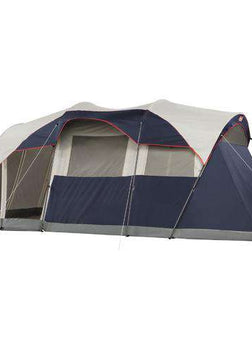 Weathermaster Tent with LED Elite, 6 Person, 17'x9'