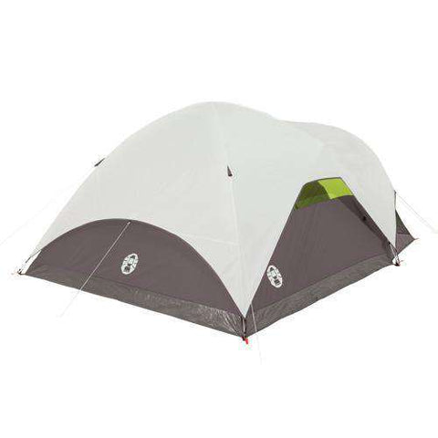 Steel Creek Fast Pitch Dome with Screenroom 6 Person