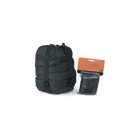 Compression Sack Black Medium-Snugpak