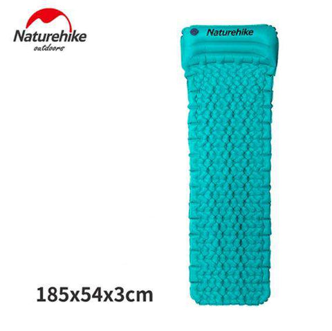 Inflatable Mummy Sleeping Bag Air Mattress 470g Ultra-Light