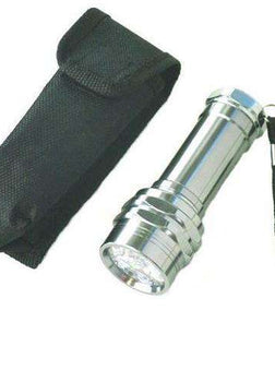 CLOSEOUT SALE 17 Bulb Led Flashlight FL317T