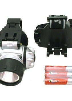 SALE 1 Watt Led Head / Bicycle Lamp FL8201B