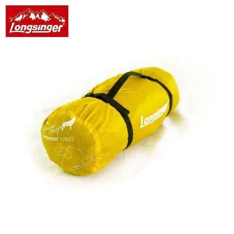 The  Yellow Jacket - ultra-light double layer tent