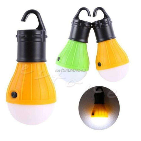 Portable Hanging Hook 3LED Camping Tent
