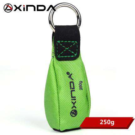 Xinda/xinda climbing tree throwing small sandbag multi-purpose throwing bag garden tree climbing rope throwing bag