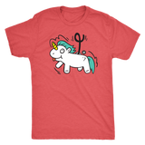 Silly Unicorn T-Shirt - (Other Colors Available)