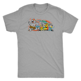Hunting Party T-Shirt - Grey