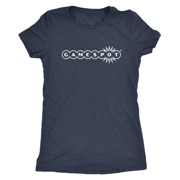 Official GameSpot T-Shirt (Women's) - (Other Colors Available)