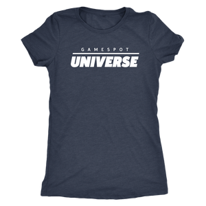 Official GameSpot Universe T-Shirt (Women's) - (Other Colors Available)