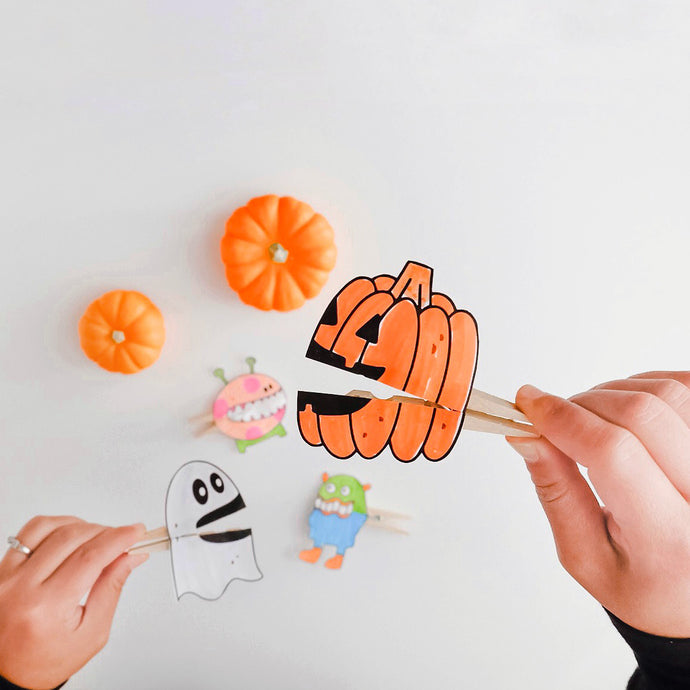 4 SPOOKtacular ways to DIY this Halloween!