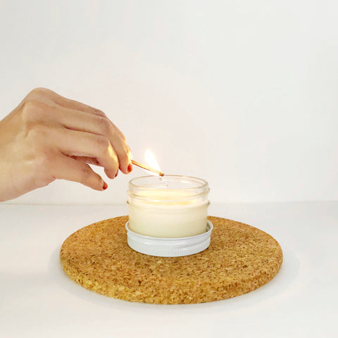 Small gift Soy wax candle