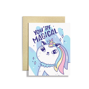You're Magical Caticorn