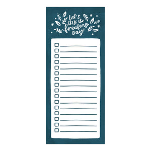 Let's Seize The Freaking Day! - Tear-Off Notepad