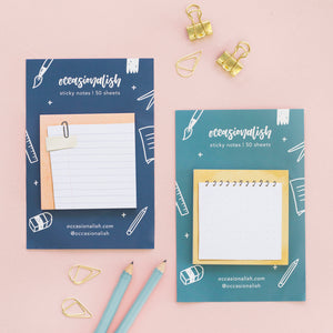 Sticky note | Dotted Memo Pads
