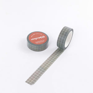 Simply Grids Washi Tape