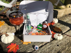 Halloween Trick or Treat Goodie Box