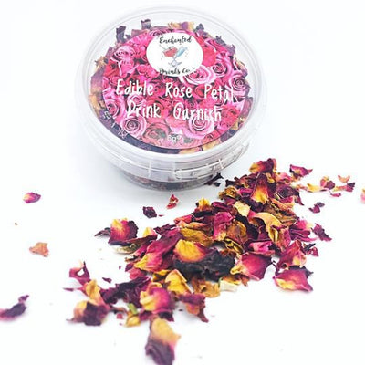 Edible Dried Rose Petals