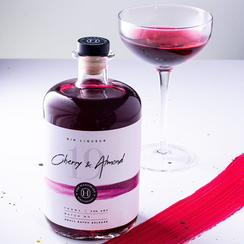 Cherry & Almond Gin Liqueur - 70cl