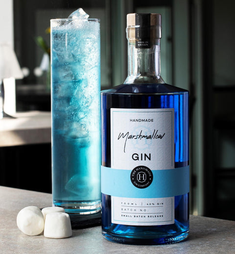 Blue Marshmallow Gin - 70cl