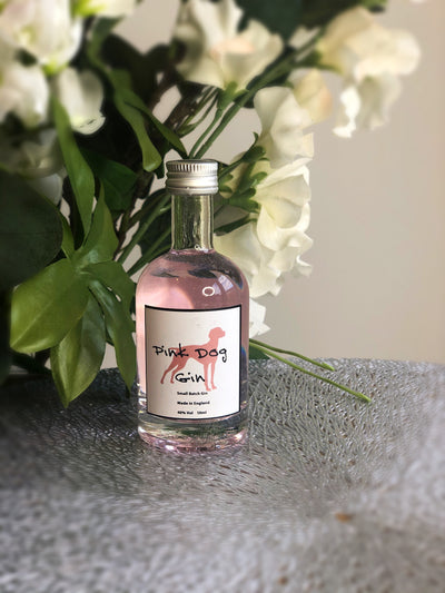Pink Dog Gin Miniature- 5cl