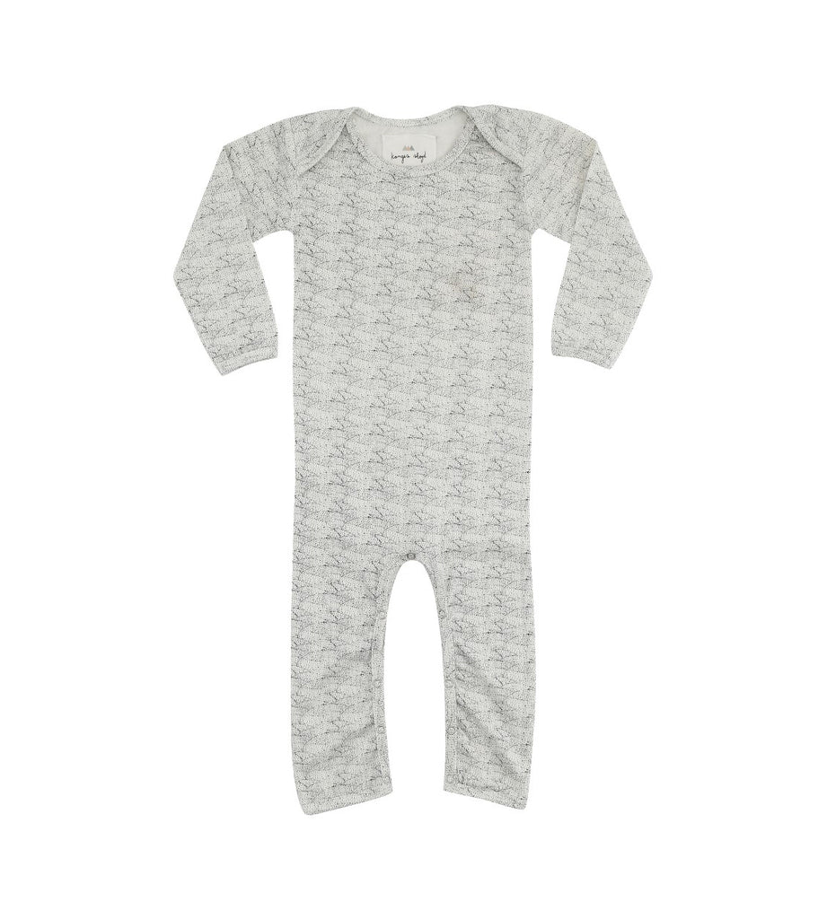 Hygsoft Jumpsuit Sea Shell